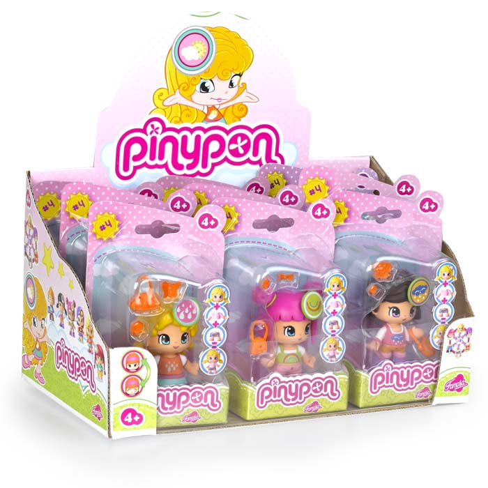 Pinypon Figuras