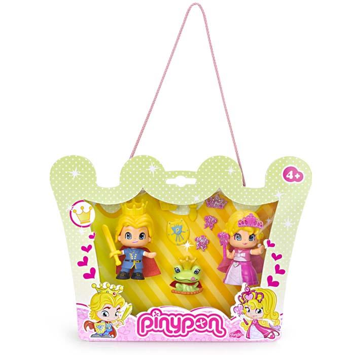 Pinypon pacote Princesa e Príncipe