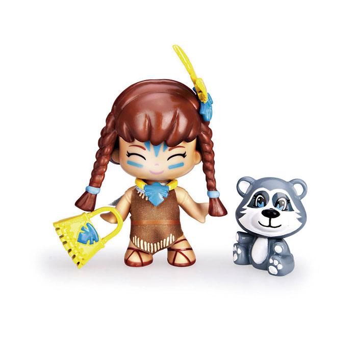 Pinypon figurine contes de fée et son animal