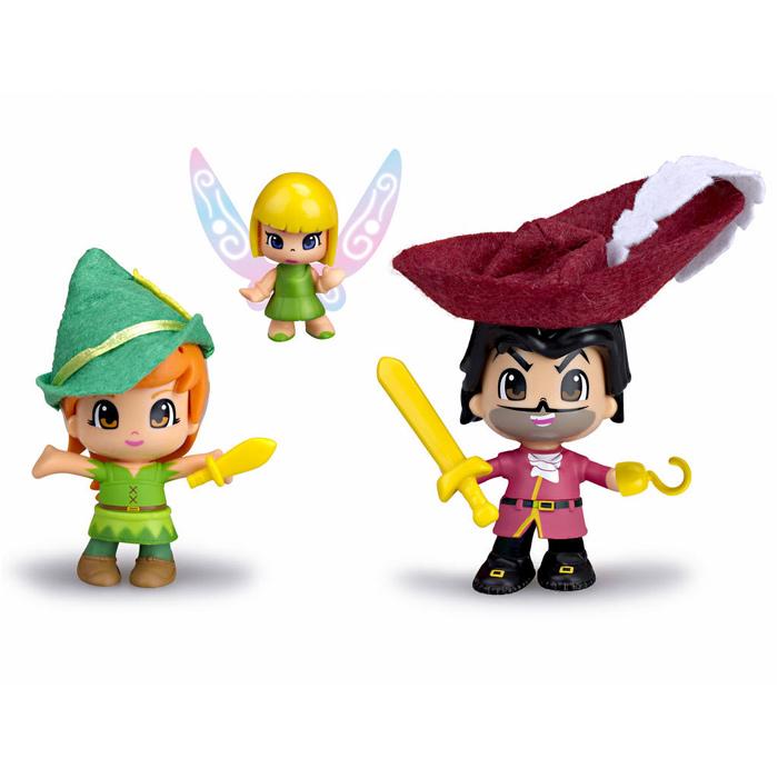 Pinypon coffret Peter Pan