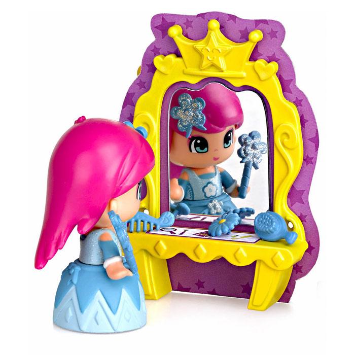 Pinypon coffret la princesse et son miroir