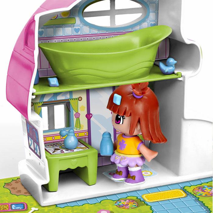 Pinypon coffret les mini-maisons