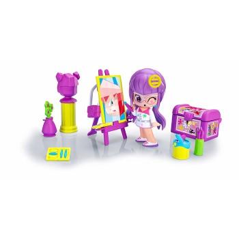 PINY Coffret Cours de Mode + 1 Figurine