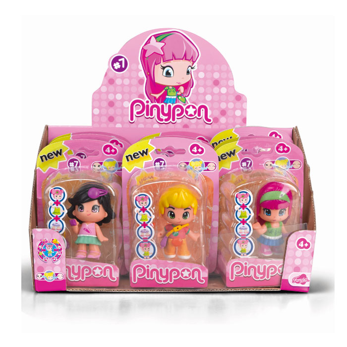 Pinypon Figurine City