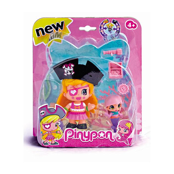 Pinypon Pirate et sa Petite Sirene