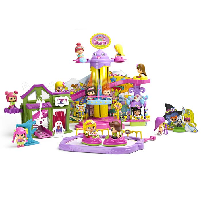 Pinypon Coffret Fete Foraine