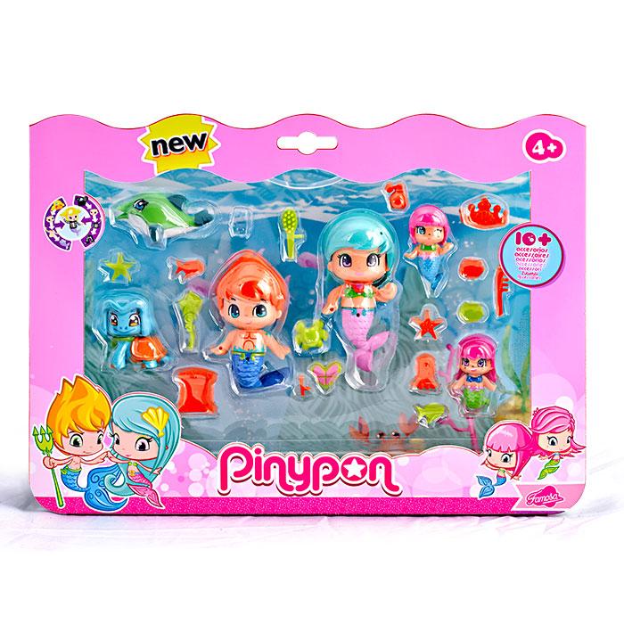 Pinypon Coffret Sirenes