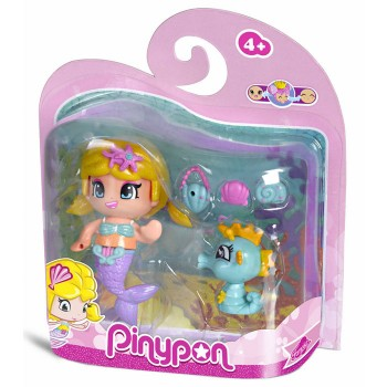 Pinypon Figurines Sirenes