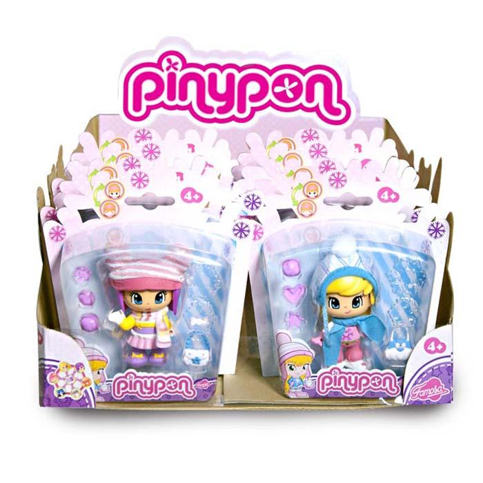 Φιγούρες Pinypon Χιόνι