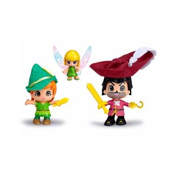 Pinypon Peter Pan, Uncino & Trilli