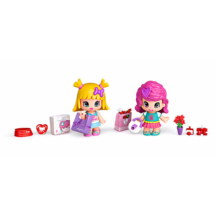 Pinypon Shopping Friends