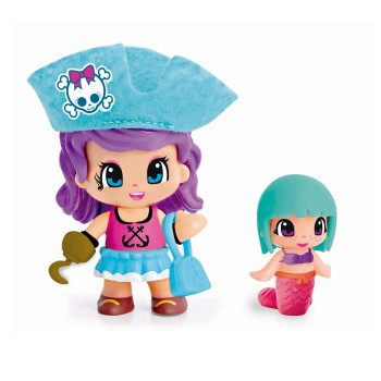 Pinypon Pirati e Piccole Sirene