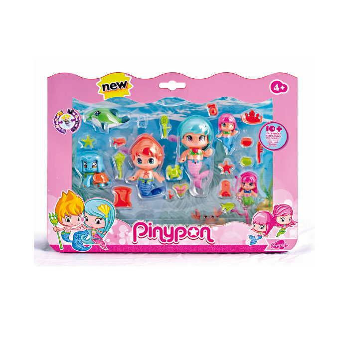 Pinypon Sirene Case