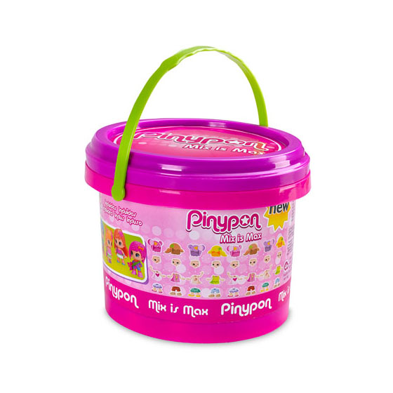 PINYPON SMALL BUCKET Mix is Max