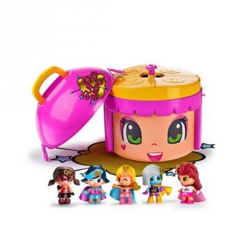 Pinypon Bucket Fantasy Mix is Max