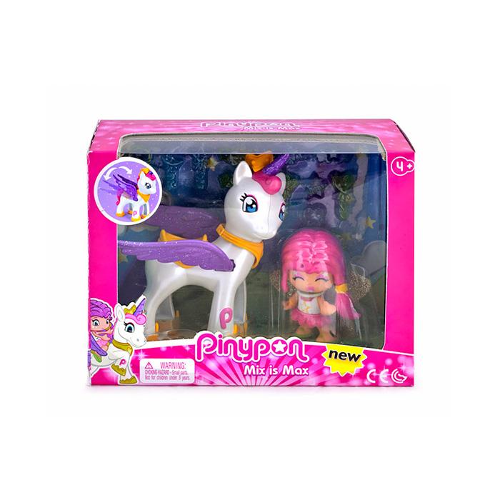 Pinypon & Flying Unicorn