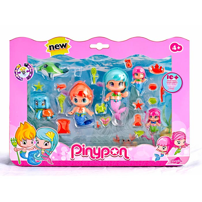 PINYPON SIRENETTE CASE