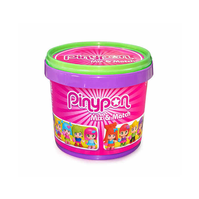 PINYPON BIG BUCKET Mix is Max