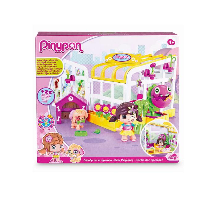 Pinypon Parque de Mascotas