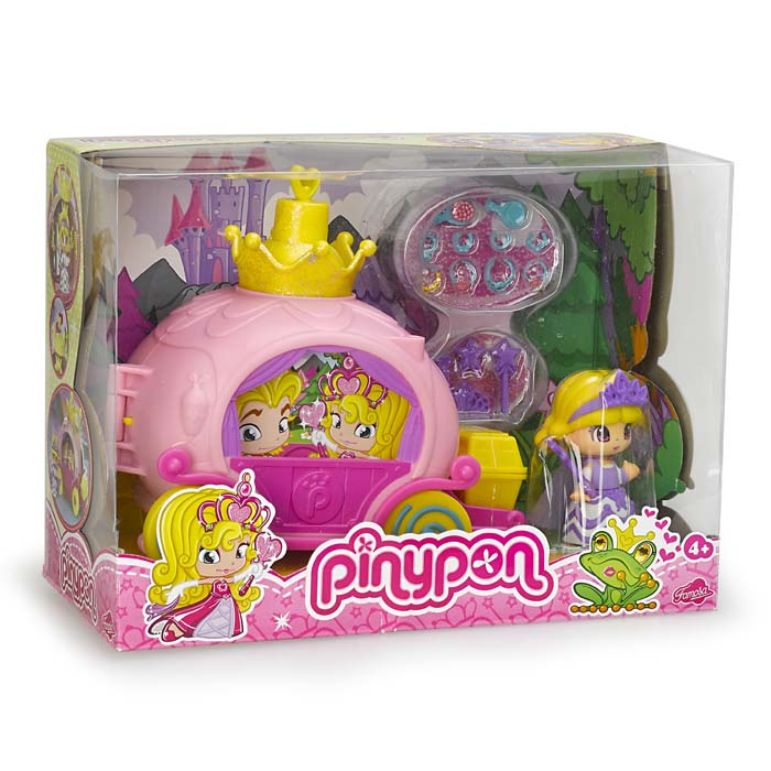 Pinypon Prinsessenkoets