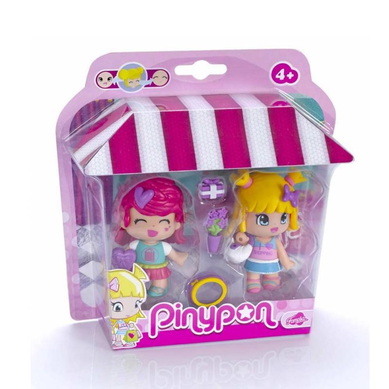 Pinypon Winkelvriendinnen