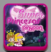 Aventura no Palácio Pinypon. App videojogo