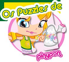 Puzzles Pinypon. App videojogo