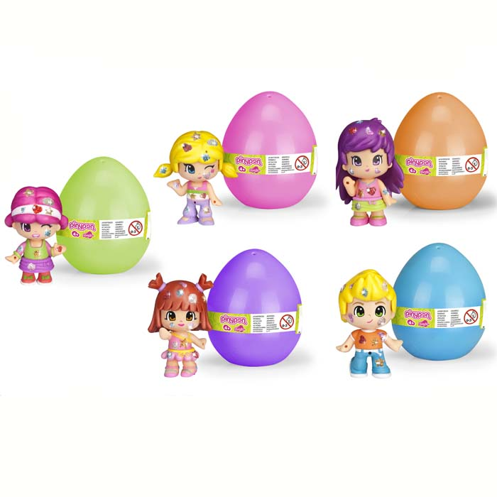 Pinypon Ovos de Páscoa