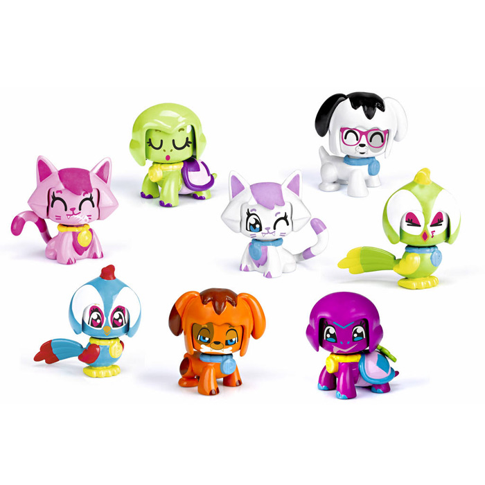 Pinypon 2 Mascotes
