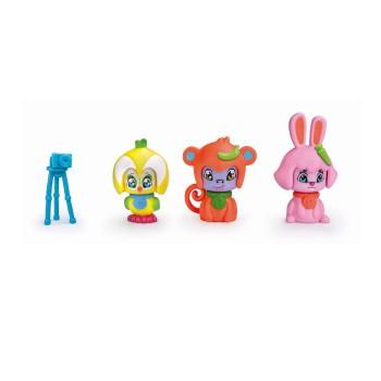 Pinypon. Mascotes e figuras. Pack grande