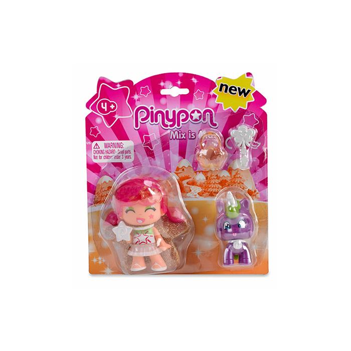 Pinypon Estrela e Mascote
