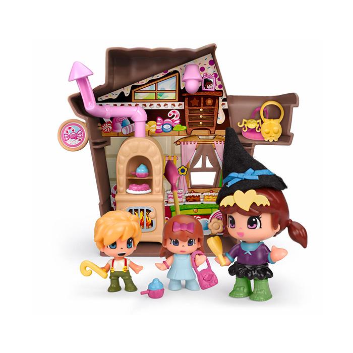 Pinypon. A Casa de Hansel & Gretel