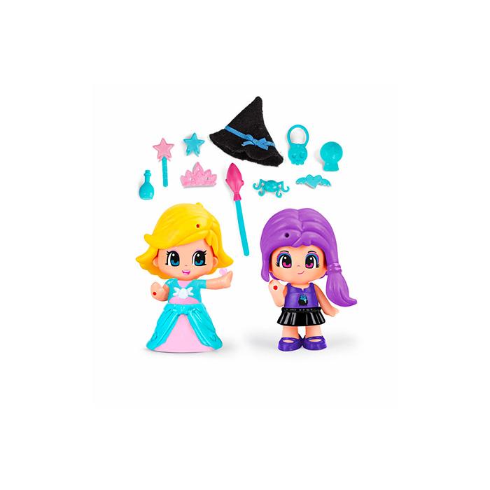 Pinypon Princesa e Bruxa