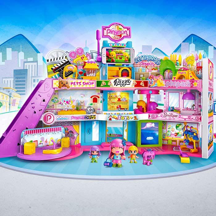 Pinypon Super Centro Comercial