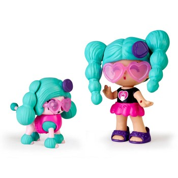 Pinypon. My Puppy and Me. Duplo pack de figuras