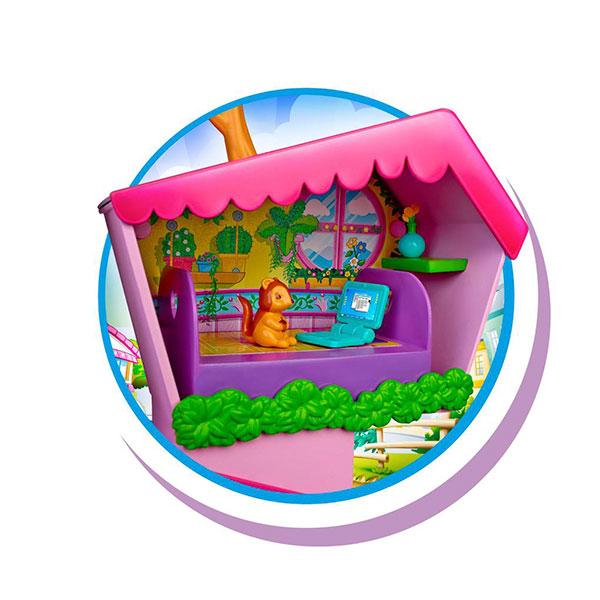 Pinypon. Casa da Árvore