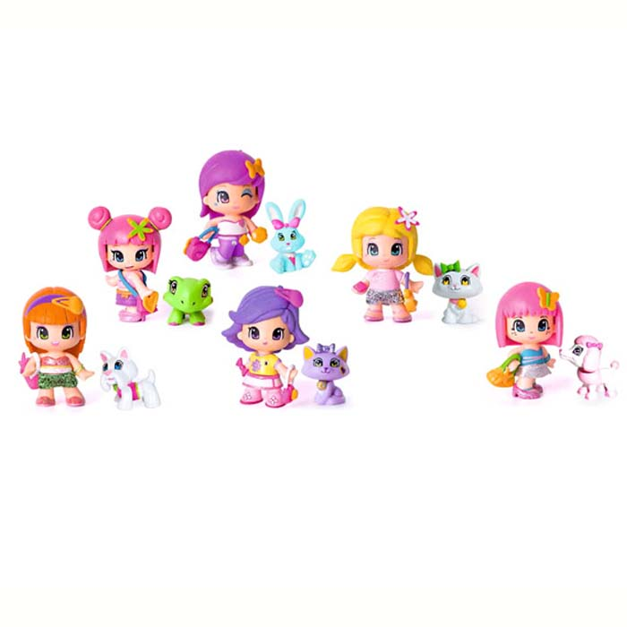 Pinypon Figure and Pet