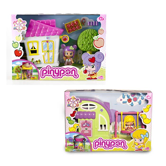 Pinypon Little Houses