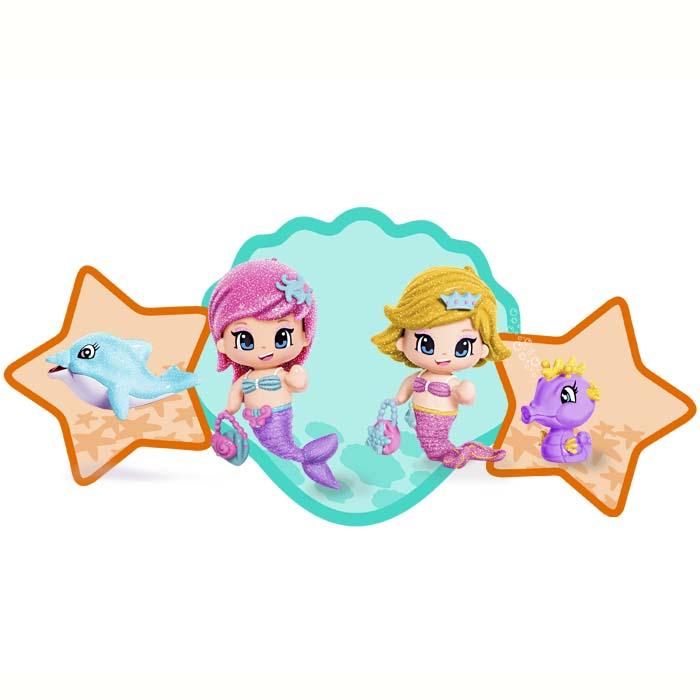 Pinypon Pack Mermaids