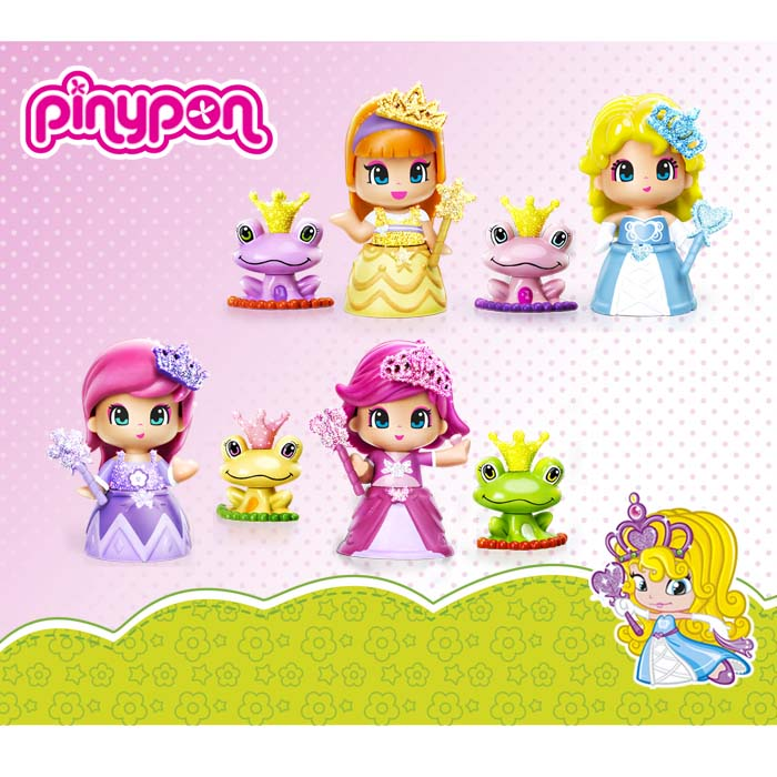 Pinypon Princesses