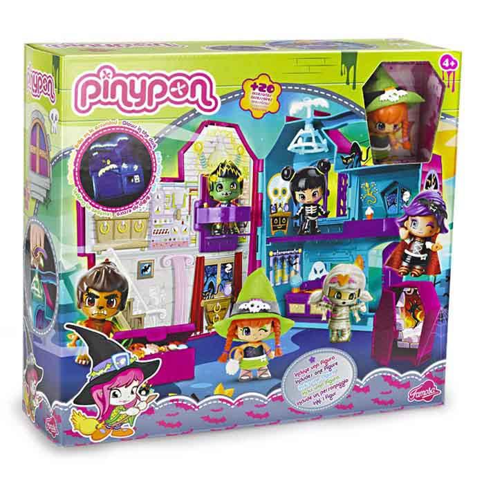 Pinypon Terror House