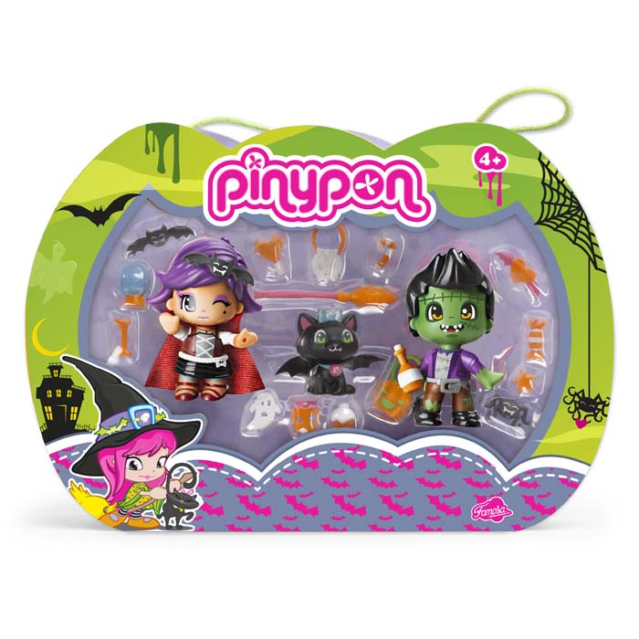 Pinypon Terror Pack