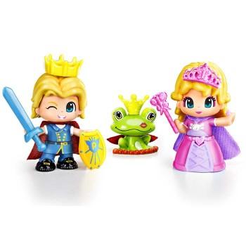 Pinypon Pack Princesa y Príncipe