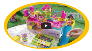 Video Pinypon Baby Party