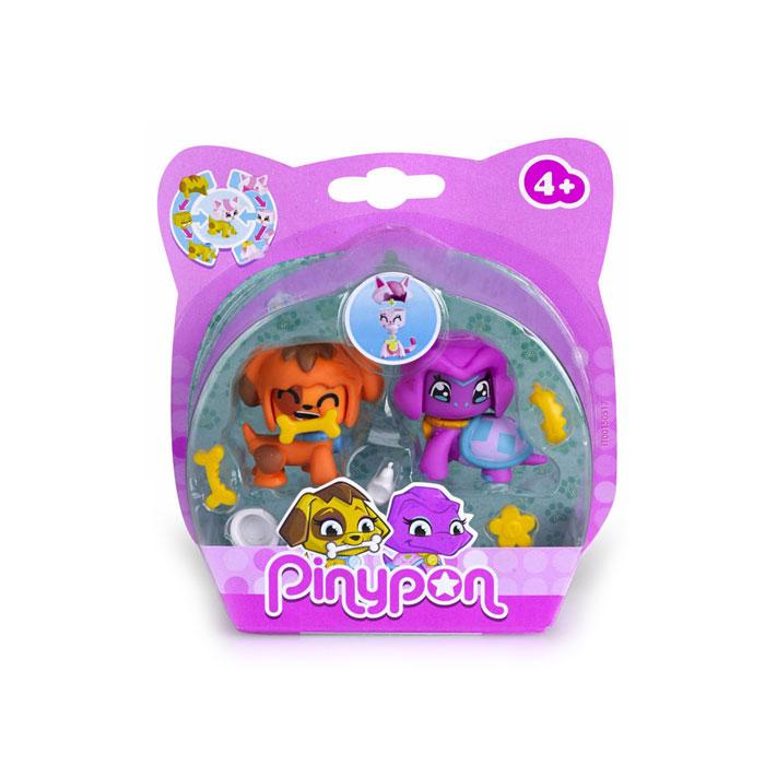 Pinypon Pack 2 Mascotas