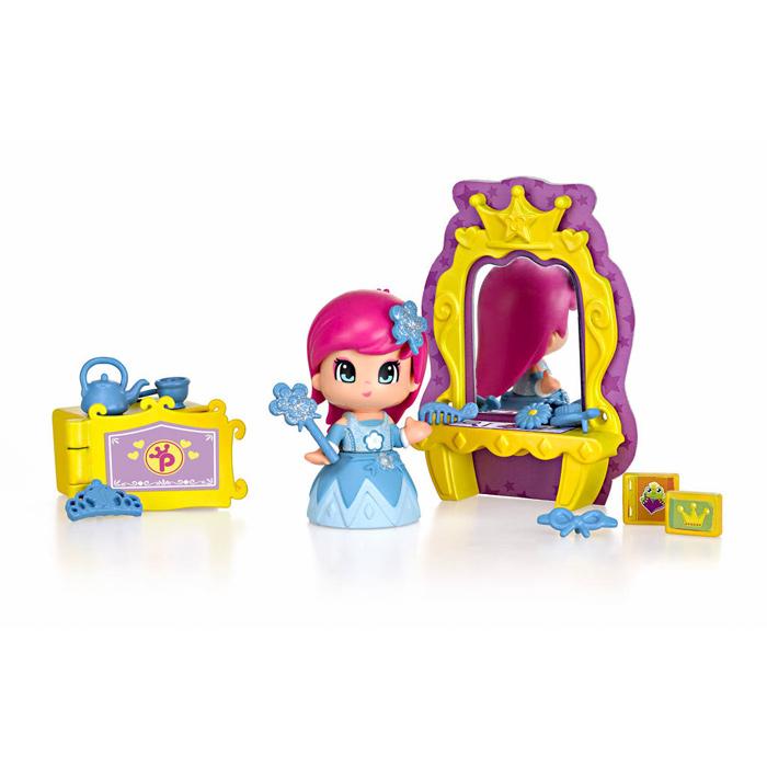 Pinypon Princesa con Espejo Mágico