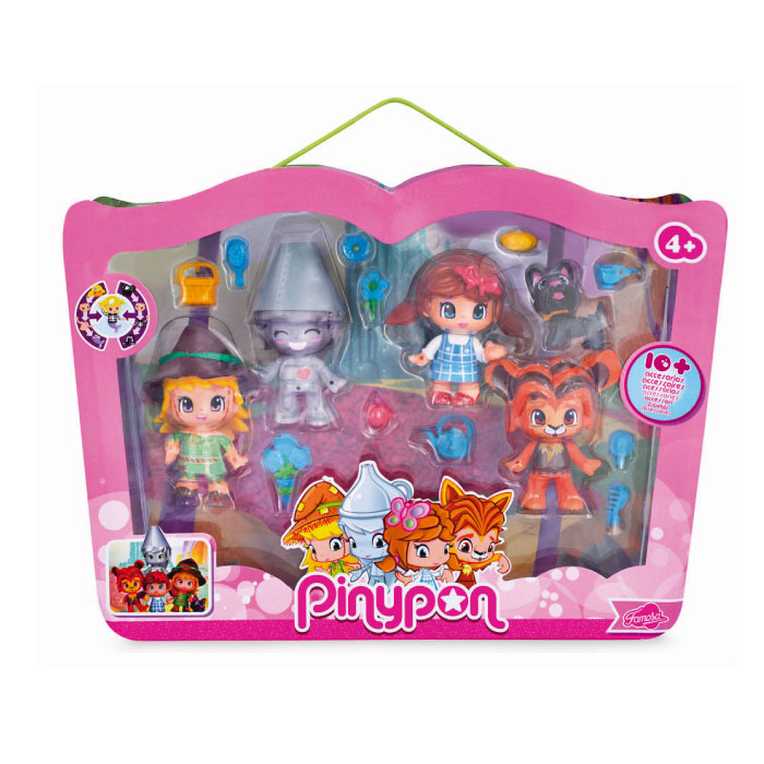 Pinypon. Set Mago de Oz