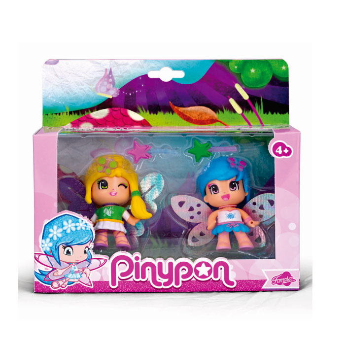 Pinypon. Hadas. Pack de 2