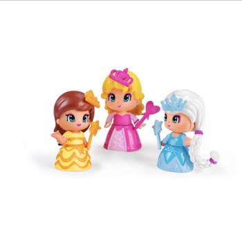 Pinypon Pack 3 princesas