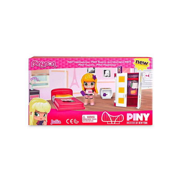 Pinypon by PINY Habitaciones Dormitorio